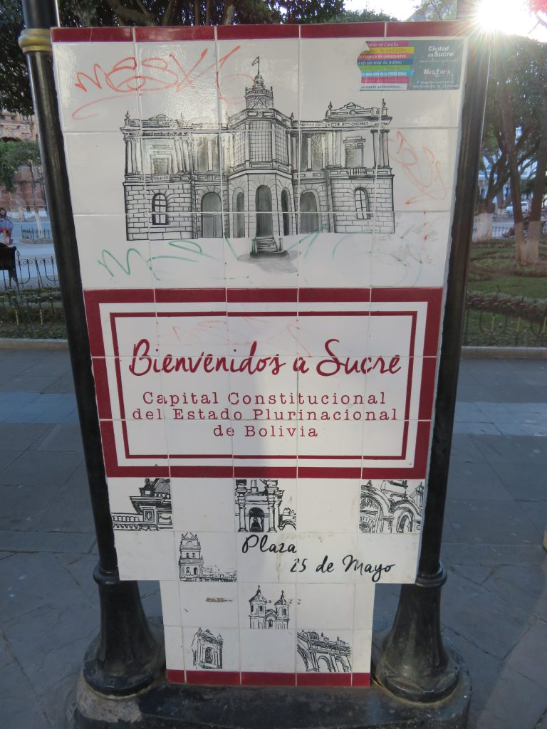 What to do in Sucre Bolivia | Welcome to Sucre