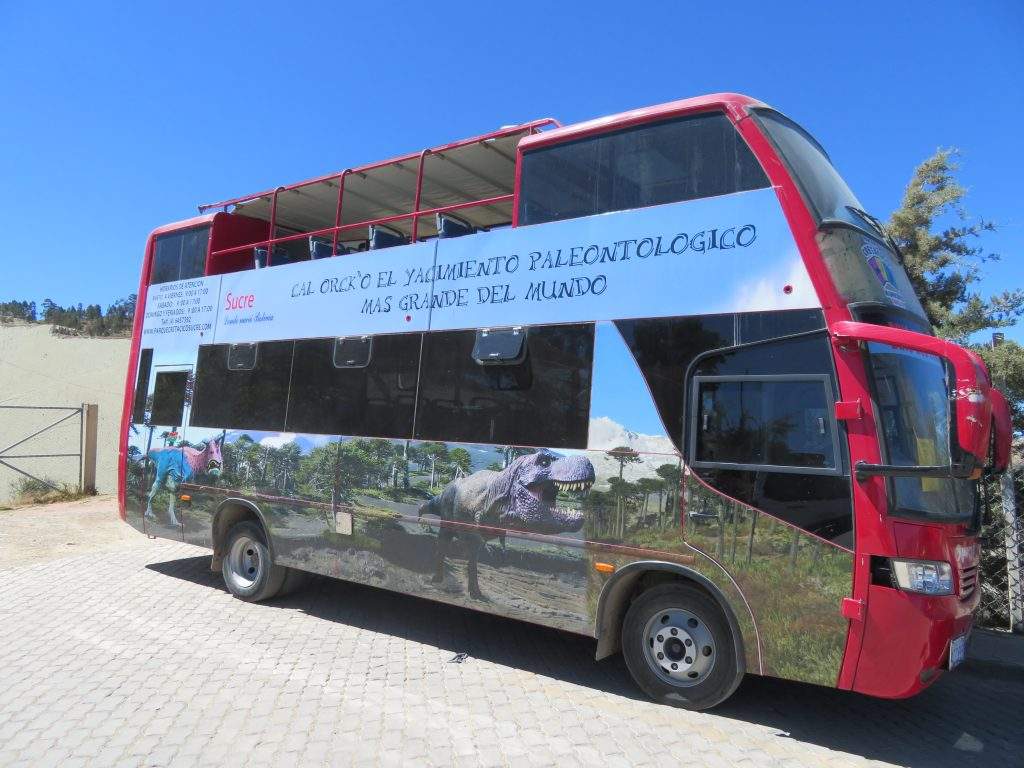 What to do in Sucre Bolivia | Dino Bus