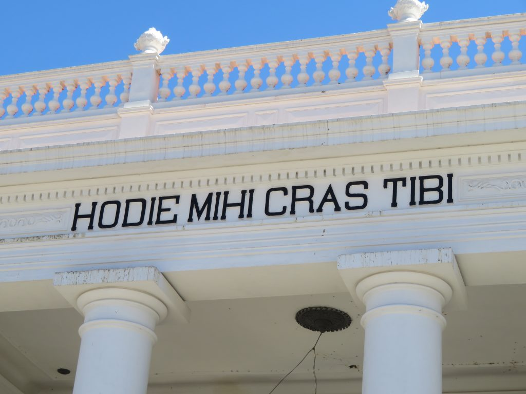 What to do in Sucre Bolivia | Sucre Cemetery