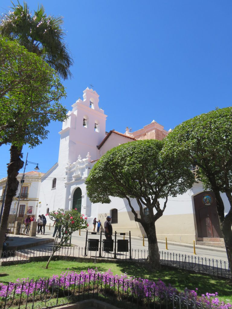 What to do in Sucre Bolivia | White City